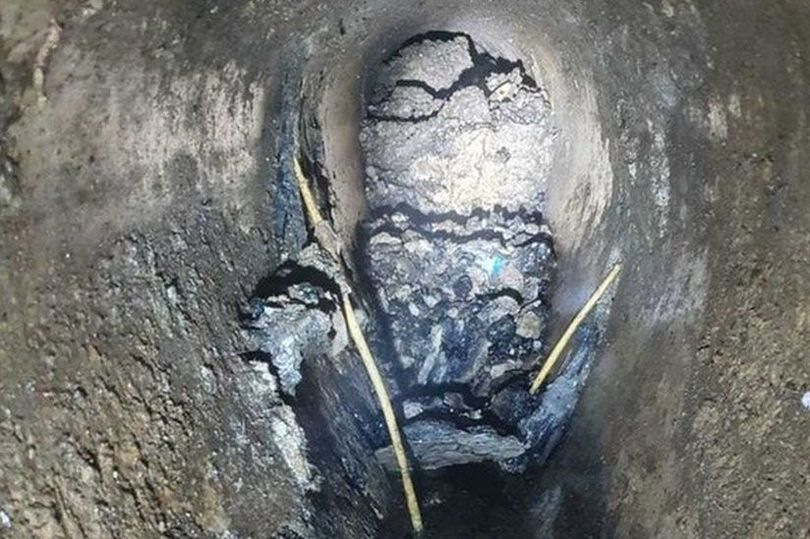 Enormous fatberg weighing 200 tonnes causing homes to flood finally gets removed