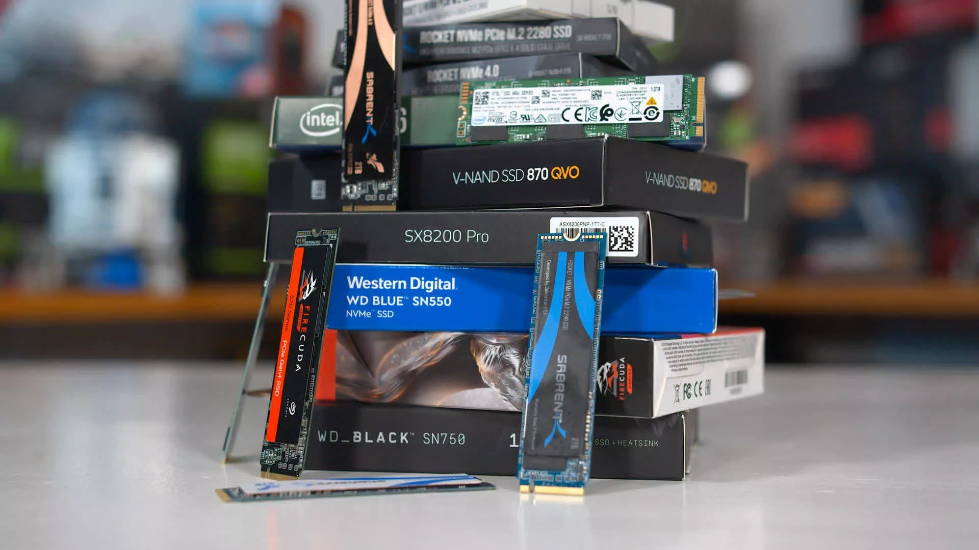 SSD shipments outpaced HDDs by 3:2 last quarter, but hard disks still lead the storage race