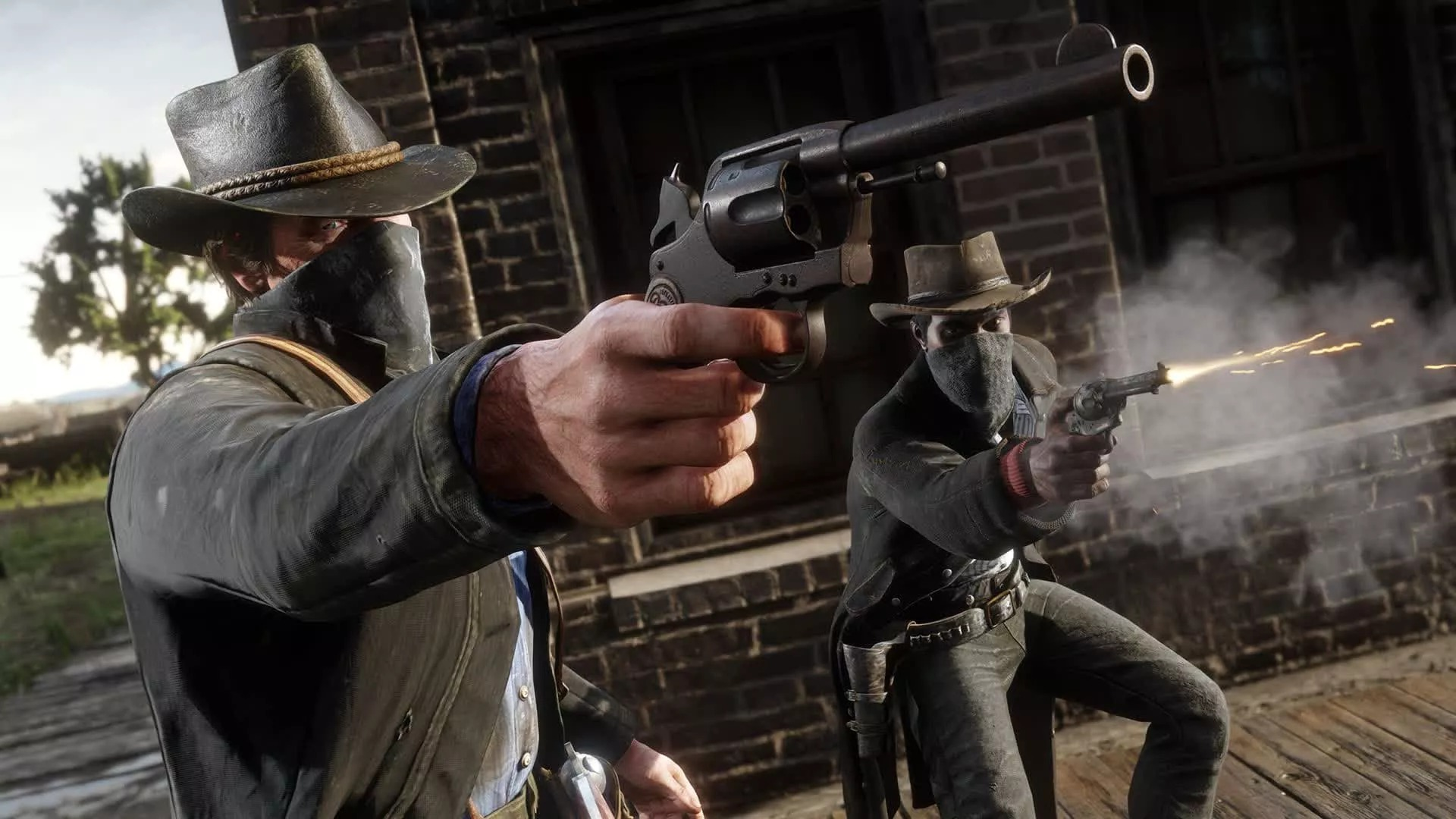 Red Dead Redemption 2 is now playable in VR thanks to this new fan mod